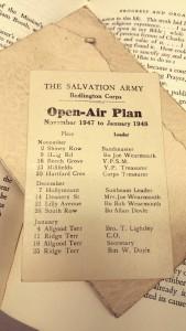 Open air plan